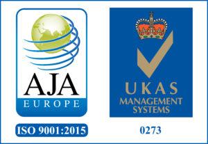 AJA EU ISO 9001 2015